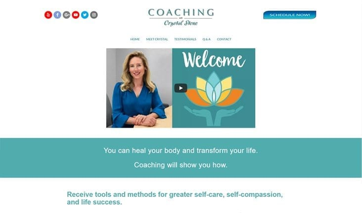 "Featured image for ""Crystal Stone Coaching"""