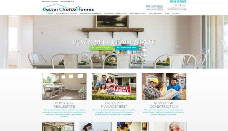 """Featured image for """"Better Choice Homes"""""""