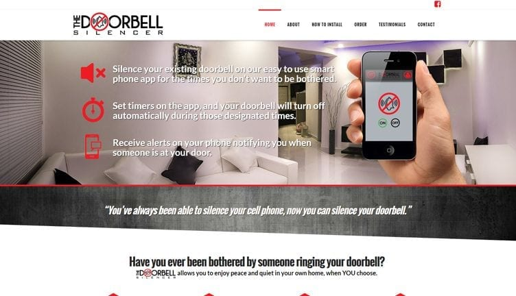 """Featured image for """"The Doorbell Silencer"""""""