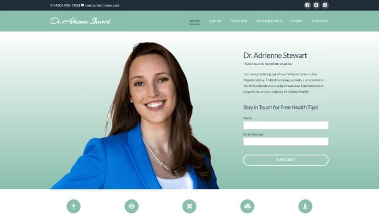 "Featured image for ""Dr. Adrienne Stewart"""