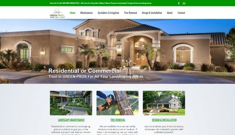 """Featured image for """"Green-Pros Inc"""""""