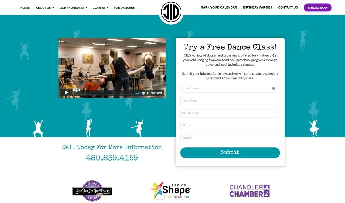 "Featured image for ""Classic Image Dance"""
