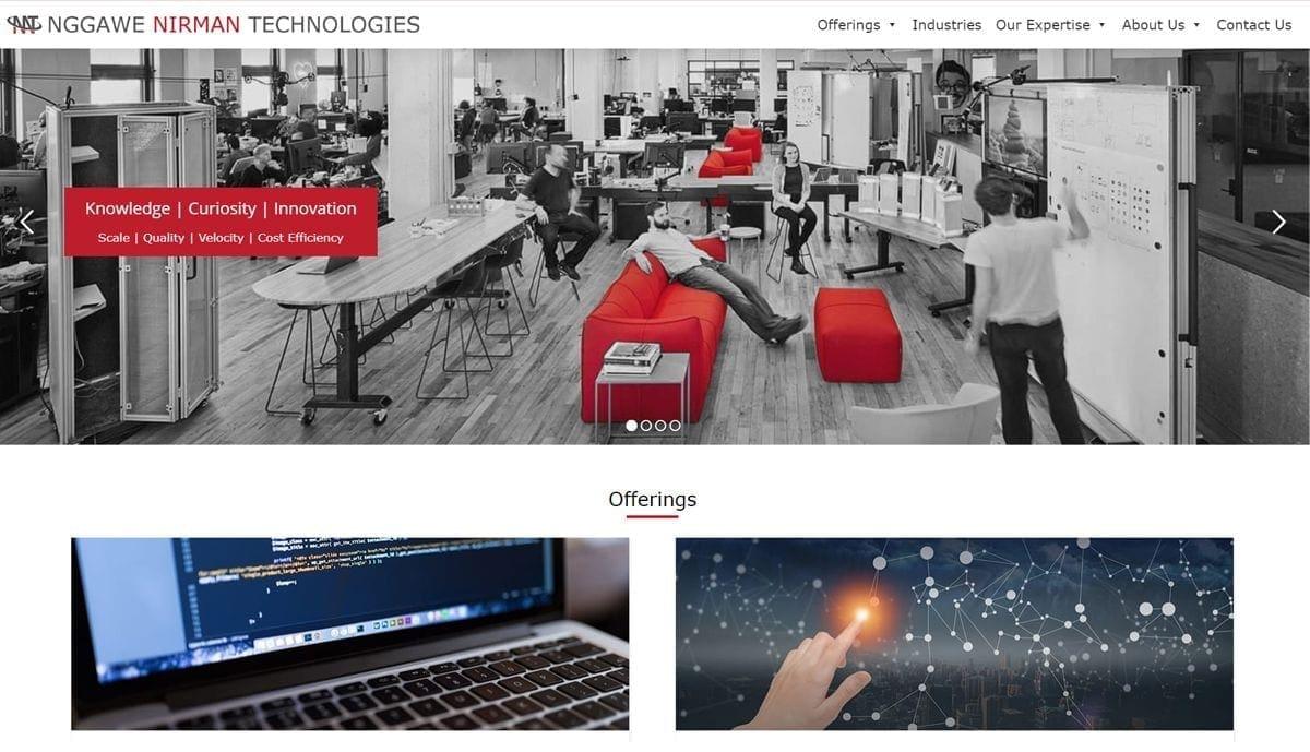 "Featured image for ""Nggawe Nirman Technologies"""