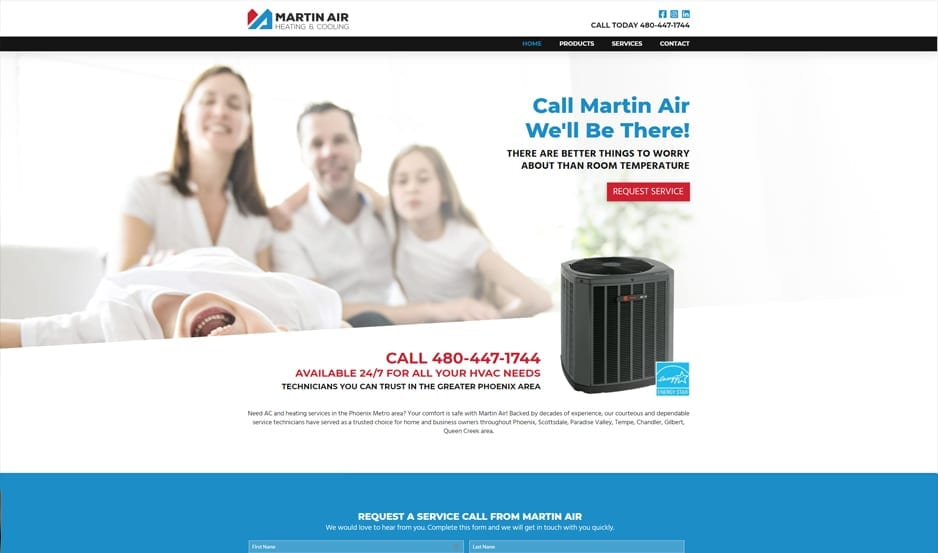 """Featured image for """"Martin Air"""""""